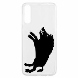 Чохол для Samsung A50 Wild boar