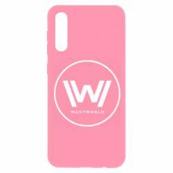 Чохол для Samsung A50 Wild West World logo