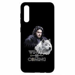 Чохол для Samsung A50 Winter is coming I