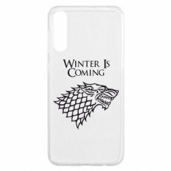 Чохол для Samsung A50 Winter is coming (Гра престолів)