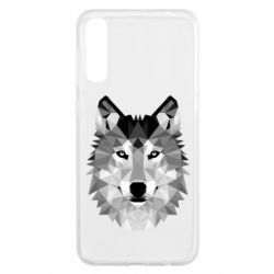 Чохол для Samsung A50 Wolf Art