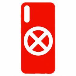 Чохол для Samsung A50 X-man logo