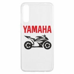 Чохол для Samsung A50 Yamaha Bike