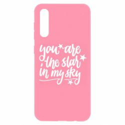 Чохол для Samsung A50 You are the star in my sky