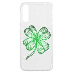 Чохол для Samsung A50 Your lucky clover