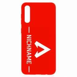Чохол для Samsung A50 Your NickName English only