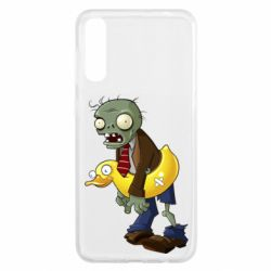 Чохол для Samsung A50 Zombie with a duck