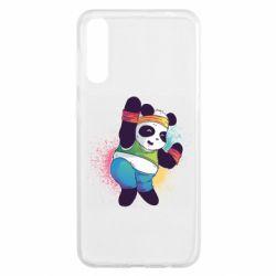 Чохол для Samsung A50 Zumba Panda