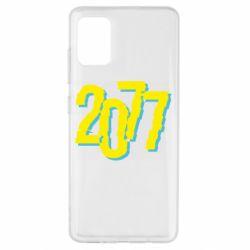 Чохол для Samsung A51 2077 Cyberpunk