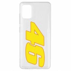 Чохол для Samsung A51 46 Valentino Rossi