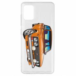 Чехол для Samsung A51 A car