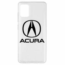 Чохол для Samsung A51 Acura logo 2