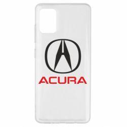 Чохол для Samsung A51 Acura