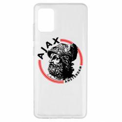 Чохол для Samsung A51 Ajax лого