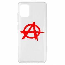 Чехол для Samsung A51 Anarchy