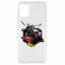 Чохол для Samsung A51 ANT MAN and the WASP MARVEL
