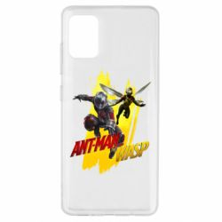 Чохол для Samsung A51 Ant - Man and Wasp