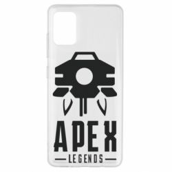 Чохол для Samsung A51 Apex Legends symbol health