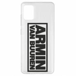 Чехол для Samsung A51 Armin