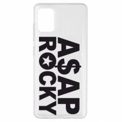 Чехол для Samsung A51 ASAP ROCKY
