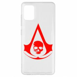 Чехол для Samsung A51 Assassin's Creed Misfit
