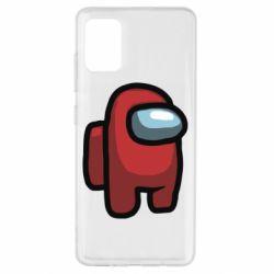 Чохол для Samsung A51 Astronaut Among Us
