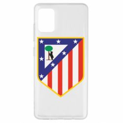 Чехол для Samsung A51 Atletico Madrid