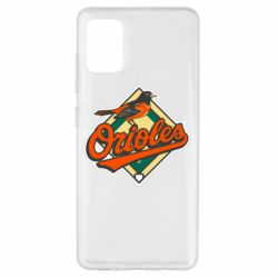 Чохол для Samsung A51 Baltimore Orioles