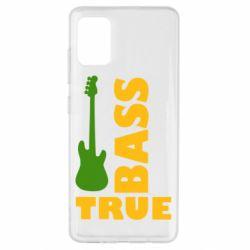 Чехол для Samsung A51 Bass True