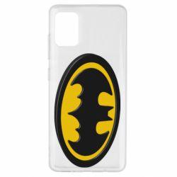 Чохол для Samsung A51 Batman 3D