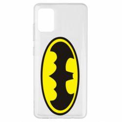 Чехол для Samsung A51 Batman