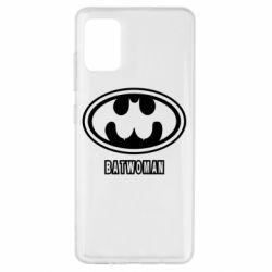 Чохол для Samsung A51 Batwoman