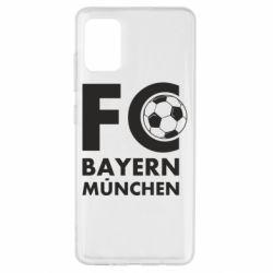 Чохол для Samsung A51 Баварія Мюнхен