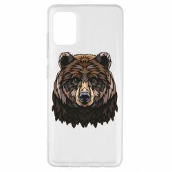 Чохол для Samsung A51 Bear graphic