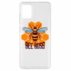 Чехол для Samsung A51 Bee Boss