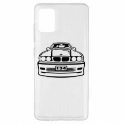 Чехол для Samsung A51 BMW E34