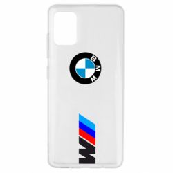 Чохол для Samsung A51 BMW M