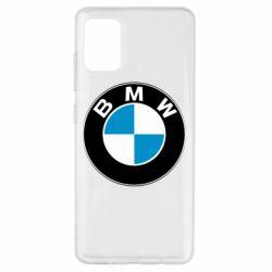 Чехол для Samsung A51 BMW Small