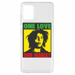 Чехол для Samsung A51 Bob Marley One Love