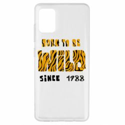 Чохол для Samsung A51 Born to be wild sinse 1988