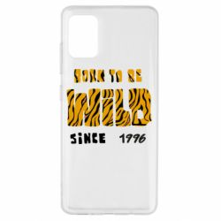 Чохол для Samsung A51 Born to be wild sinse 1996