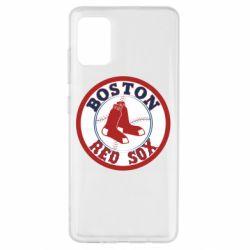 Чохол для Samsung A51 Boston Red Sox