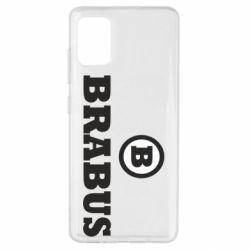 Чехол для Samsung A51 Brabus