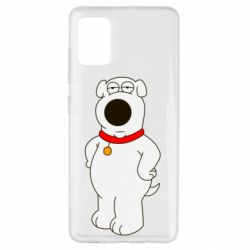 Чехол для Samsung A51 Брайан Гриффин