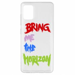 Чехол для Samsung A51 Bring me the horizon