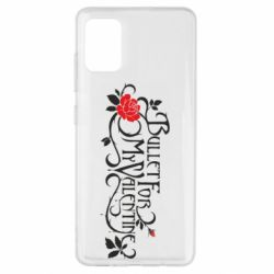 Чохол для Samsung A51 Bullet For My Valentine