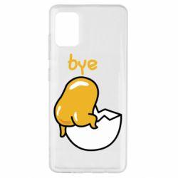 Чохол для Samsung A51 Bye