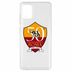 Чохол для Samsung A51 Calcio Femminile Roma