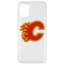 Чехол для Samsung A51 Calgary Flames