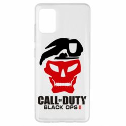 Чехол для Samsung A51 Call of Duty Black Ops 2